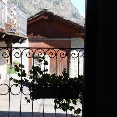 Отель Appartamento Villair Ла-Саль балкон