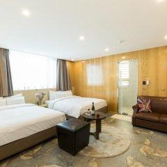 Hotel Nafore 3* Улучшенный номер с различными типами кроватей фото 4