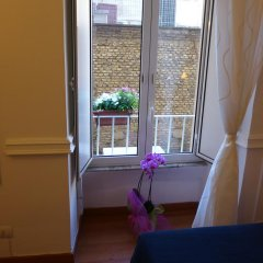 Отель amico bed Стандартный номер с двуспальной кроватью фото 6