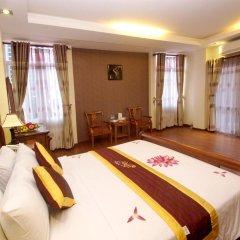 Luxury Nha Trang Hotel 3* Люкс повышенной комфортности с различными типами кроватей