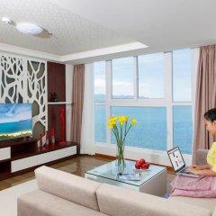 Paris Nha Trang Hotel 3* Апартаменты с различными типами кроватей фото 9