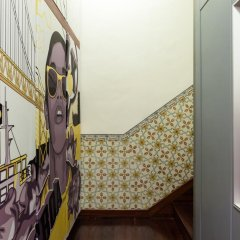 Yes! Lisbon Hostel Лиссабон интерьер отеля