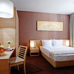 Отель Lucky Bansko Aparthotel SPA & Relax 5* Студия разные типы кроватей фото 2