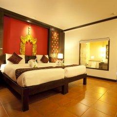 Отель Kata Palm Resort & Spa 4* Номер Делюкс с двуспальной кроватью