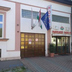 Hotel Manzard Panzio парковка