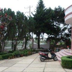 Отель Bich Ngoc Далат парковка