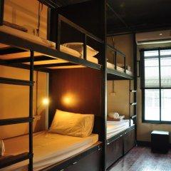 Sabye Club Hostel Бангкок комната для гостей фото 4