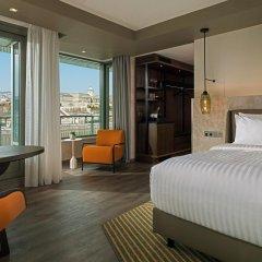 Budapest Marriott Hotel 5* Люкс с различными типами кроватей фото 8