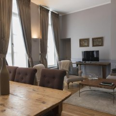 Hotel le Dixseptieme 4* Люкс с различными типами кроватей фото 13