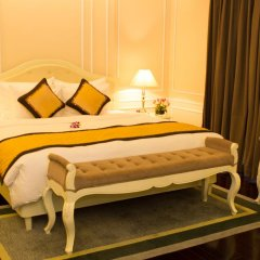 Medallion Hanoi Hotel 4* Люкс разные типы кроватей фото 5