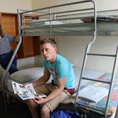 Отель Backpack Oz Стандартный номер с двуспальной кроватью (общая ванная комната)
