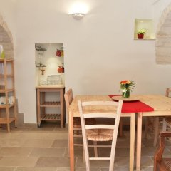 Отель Trulli Fenice Alberobello Италия, Альберобелло - отзывы, цены и фото номеров - забронировать отель Trulli Fenice Alberobello онлайн питание