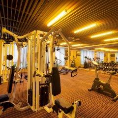 Landmark International Hotel Science City фитнесс-зал фото 2