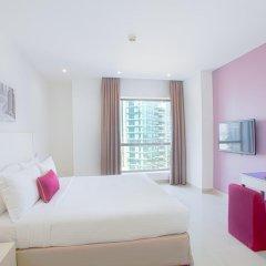 Ramada Hotel & Suites by Wyndham JBR 4* Апартаменты с различными типами кроватей фото 17