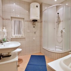 Апартаменты Central Square Apartment ванная фото 2