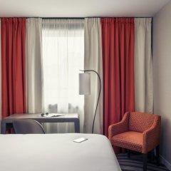 Отель Mercure Paris Tour Eiffel Grenelle 4* Стандартный номер с двуспальной кроватью фото 5