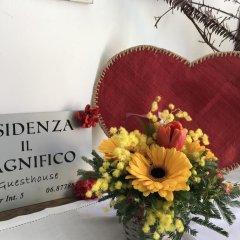 Отель Residenza Il Magnifico Рим интерьер отеля фото 3