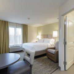 Отель Candlewood Suites Jersey City - Harborside комната для гостей фото 2