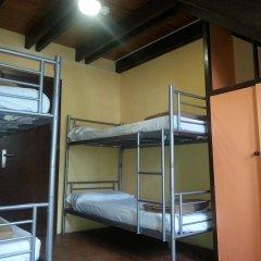 Отель Alberg Les Daines Стандартный номер разные типы кроватей фото 5