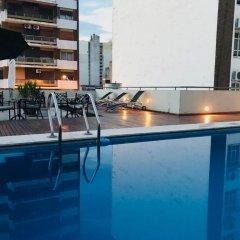 San Nicolas Plaza Hotel Сан-Николас-де-лос-Арройос бассейн фото 2
