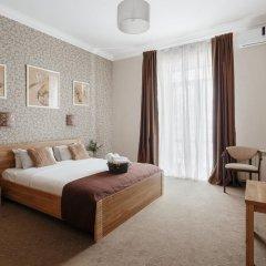 Апарт Отель Рибас 3* Апартаменты разные типы кроватей фото 23