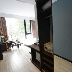Hanoi Emerald Waters Hotel Trendy 3* Номер Делюкс с различными типами кроватей фото 29