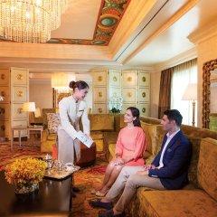 Отель Atlantis The Palm 5* Президентский люкс с двуспальной кроватью фото 26