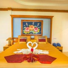 Отель Lanta Nice Beach Resort 3* Номер Делюкс фото 18