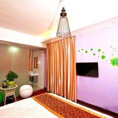 Отель Xiamen Cicadas Sleeping Inn Китай, Сямынь - отзывы, цены и фото номеров - забронировать отель Xiamen Cicadas Sleeping Inn онлайн фитнесс-зал фото 2