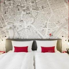 Отель IntercityHotel Braunschweig 4* Стандартный номер с различными типами кроватей фото 6