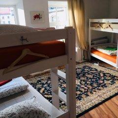 Отель Tree House Кровать в общем номере с двухъярусной кроватью