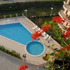 Отель Seasons 3 Болгария, Солнечный берег - отзывы, цены и фото номеров - забронировать отель Seasons 3 онлайн бассейн фото 2