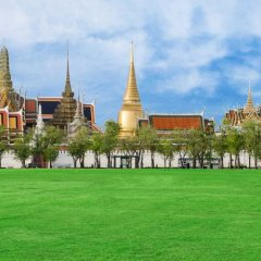 Отель Royal Rattanakosin Бангкок спортивное сооружение