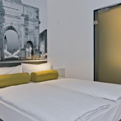 Отель Super 8 Munich City West 3* Стандартный номер с различными типами кроватей фото 9
