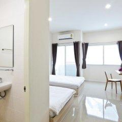 Отель Rangh Place Стандартный номер с различными типами кроватей фото 2