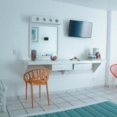 Отель Fontan Ixtapa Beach Resort 3* Стандартный номер с различными типами кроватей фото 4