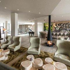 Hotel Schwefelbad Сцена интерьер отеля