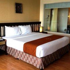 Отель D Varee Jomtien Beach 4* Номер Делюкс с различными типами кроватей фото 3