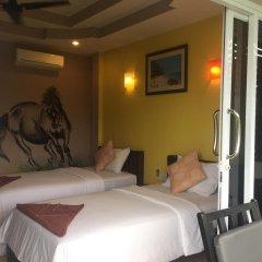 Baan Suan Ta Hotel 2* Улучшенный номер с различными типами кроватей фото 37