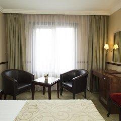 Topkapi Inter Istanbul Hotel 4* Стандартный номер с различными типами кроватей фото 17