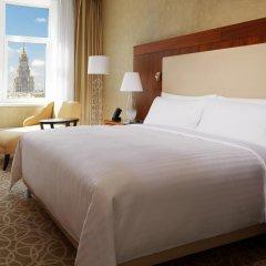Гостиница Marriott Novy Arbat 5* Представительская студия с различными типами кроватей фото 2