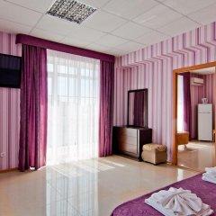 Гостиница Yuzhnaya Noch в Анапе отзывы, цены и фото номеров - забронировать гостиницу Yuzhnaya Noch онлайн Анапа комната для гостей фото 5
