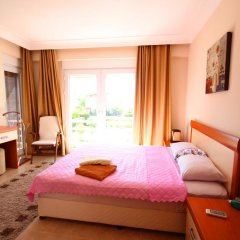 Отель Paradise Town - Art Villa Белек комната для гостей