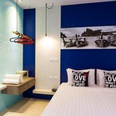 Отель The Journey Patong 3* Стандартный номер с различными типами кроватей