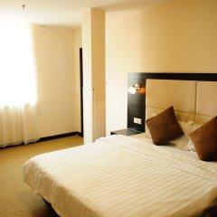 Joyfulstar Hotel Pudong Airport Chenyang 2* Номер Делюкс с различными типами кроватей фото 3