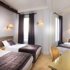 Hotel Du Bresil Париж комната для гостей фото 3