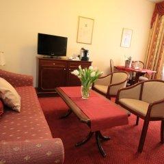 Отель Theaterhotel Wien 4* Люкс с разными типами кроватей фото 2