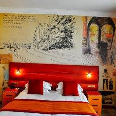 Hotel Nice Excelsior 4* Стандартный номер с различными типами кроватей фото 6