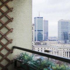 Отель Hosapartments City Center Улучшенные апартаменты с различными типами кроватей фото 7
