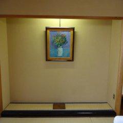 Hotel Kurobe 3* Стандартный номер с различными типами кроватей фото 4